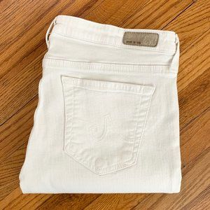 Adriano Goldschmied Stevie Ankle Straight Jeans